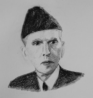 Pakistan Founder Muhammad Ali Jinnah