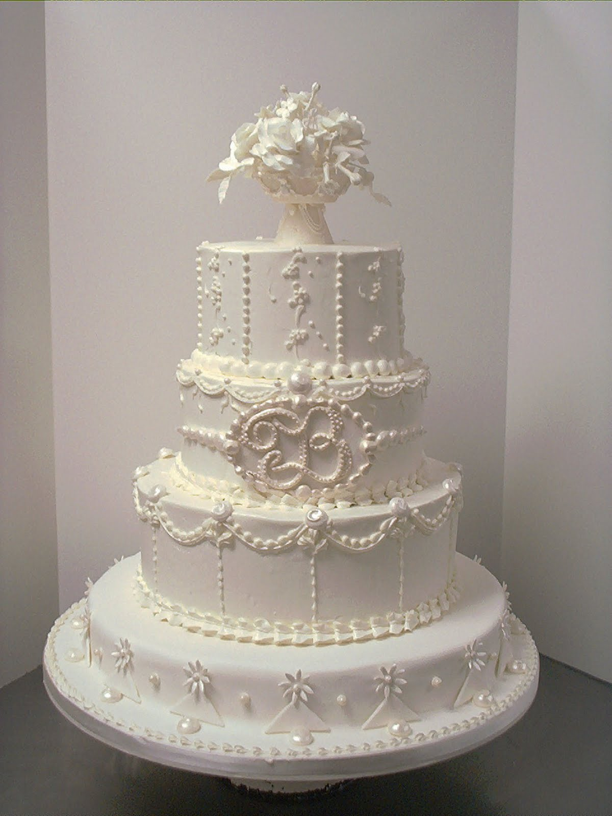 Elegant Wedding Cakes Wedding