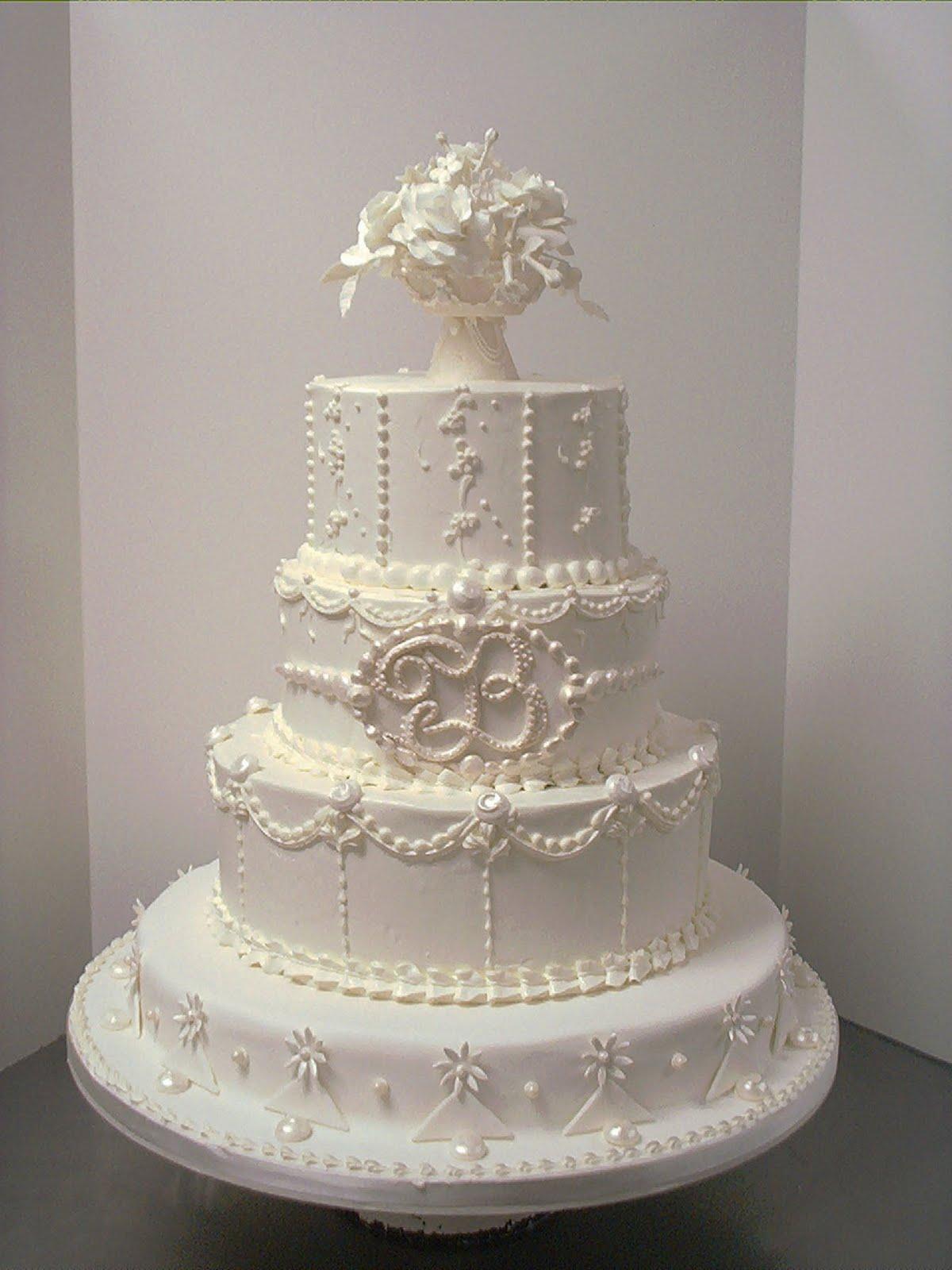 Elegant Wedding Cakes Wedding