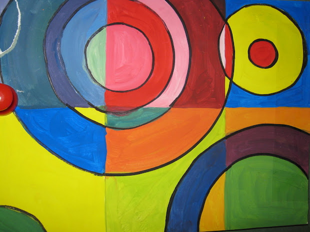 Famous Abstract Art Paintings Shapes