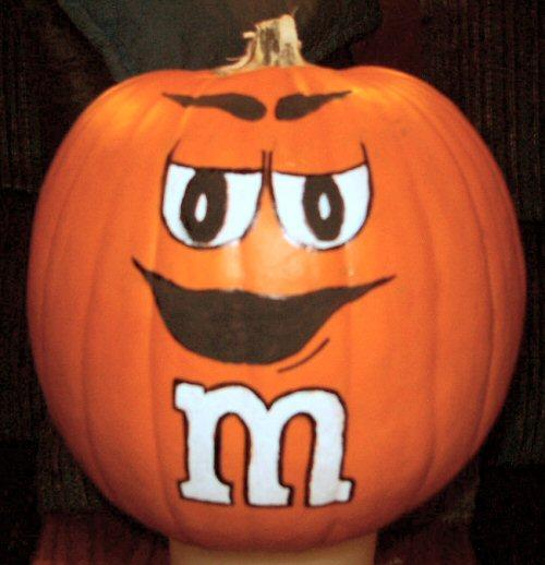 Pumpkin Face Pictures: Cogburn Woods Artworks: Disquise Your Pumpkin Contest