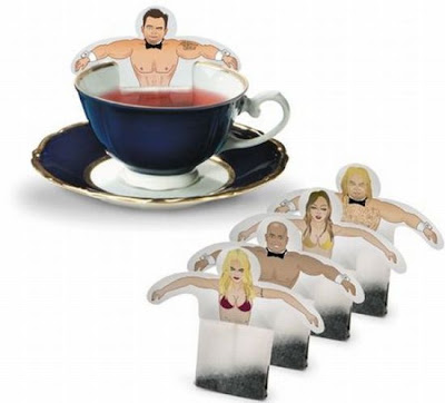 Cool creative tea bags - 21 Pics | Curious, Funny Photos ...