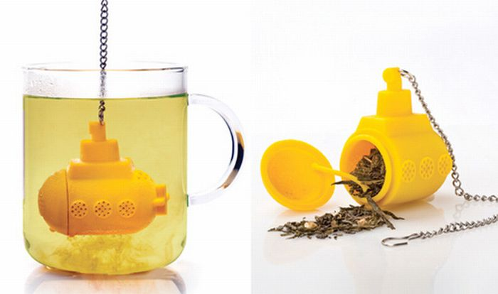 Cool creative tea bags
