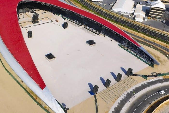 Parques temáticos da Ferrari e da F1