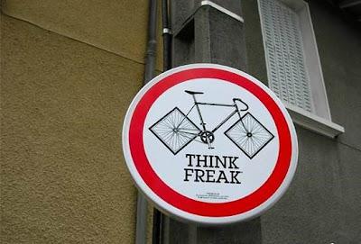think freak sign