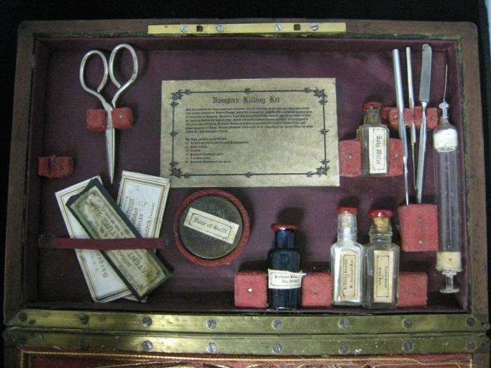 Kits para matar vampiros