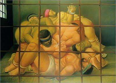 Abu Grahib, segons el pintor Botero