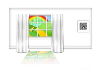 peachpop desktop wallpaper