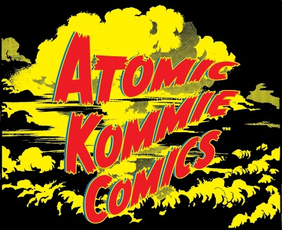 Atomic Kommie Comics