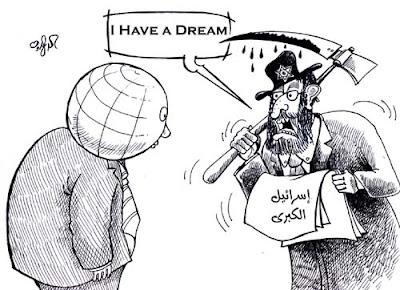 Het zionisme: een smerig racistische ideologie: De