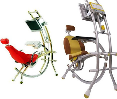 interesting creative office furniture   Just Wow: Creative Office Furniture