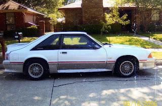 Whiteboy's Mustangs: Fox GT's