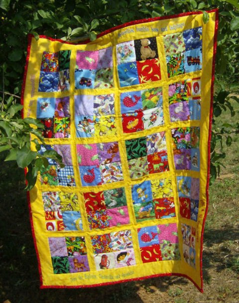 Quilt Knit Run Sew I Spy Quilt Ideas Part 1 Of 3