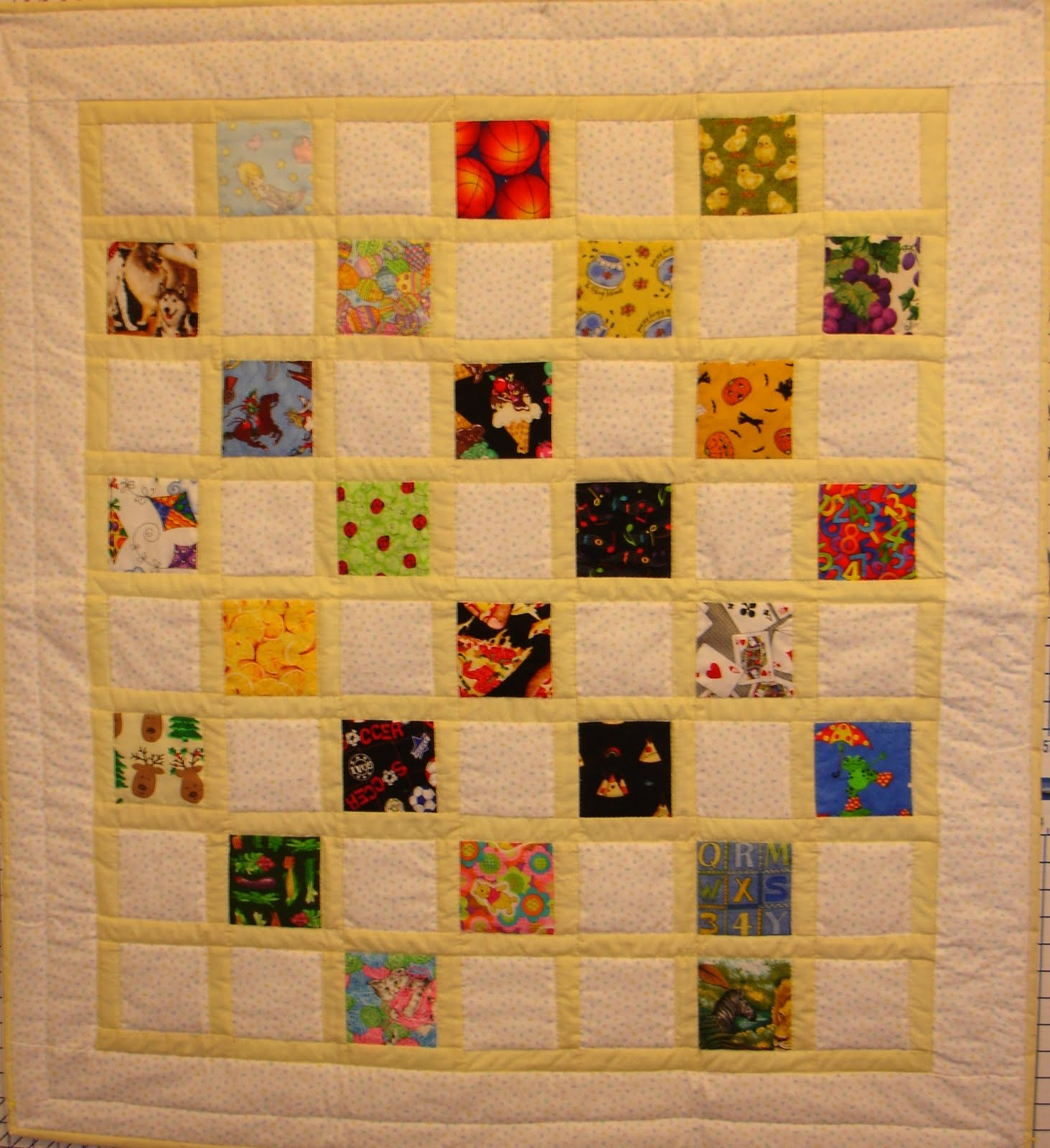 Quilt Knit Run Sew I Spy Quilt Ideas Part 2 Of 3