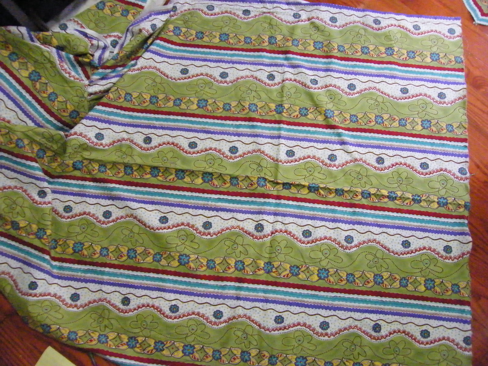 Quilt, Knit, Run, Sew: Border/Striped Tablerunners : quilt knit run sew - Adamdwight.com