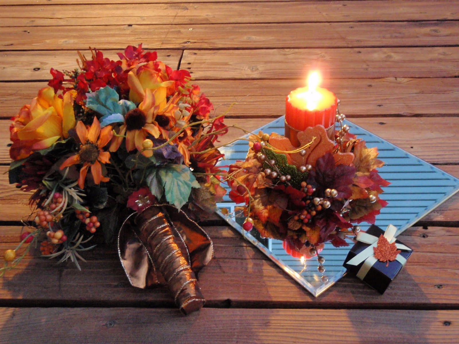 Utah Events By Design: Autumn-Themed Weddings