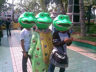 Dunia Fantasi, Ancol, North Jakarta