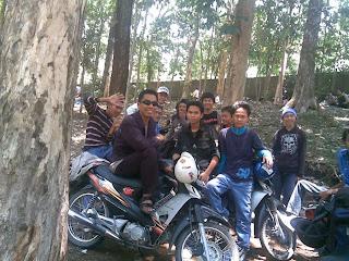 Salawana Touring Club, Linggar Jati - Kuningan, West Java