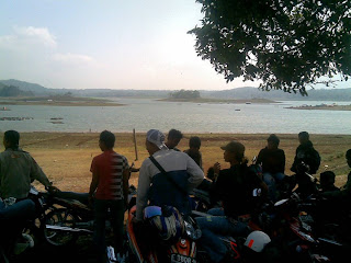 Salawana Touring Club, Dharma Lake - Kuningan, West Java