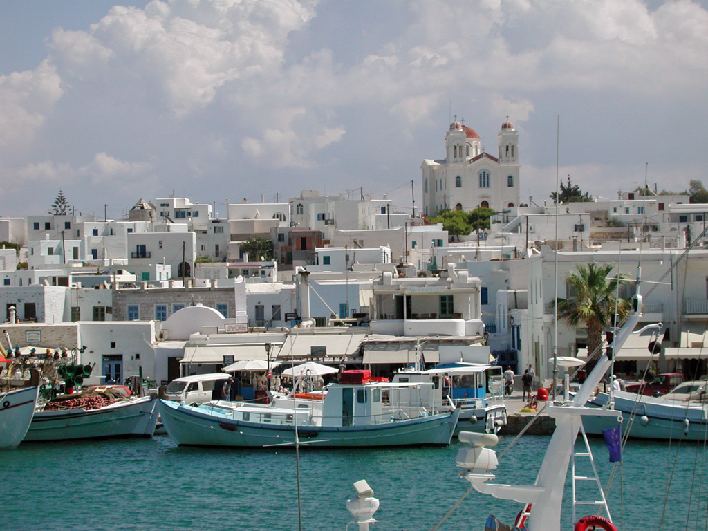 Most Beautiful Islands Greece Cyclades Islands