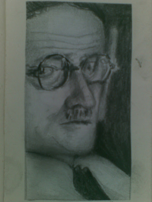 James Joyce [ paintings ]