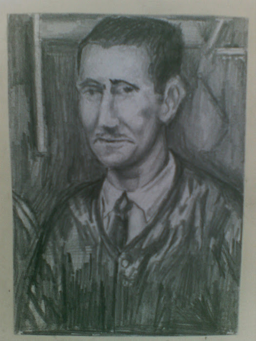Bertolt  Brecht  [ paintings ]
