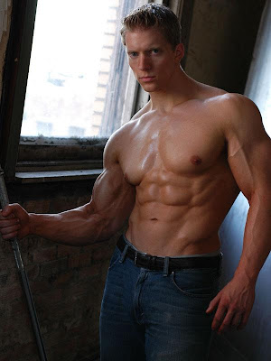 Hottest Hot Male: Andr...
