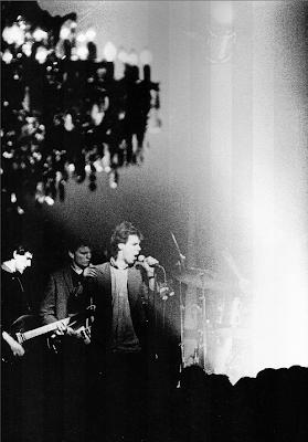 Boys Next Door Crystal Ballroom, 1977