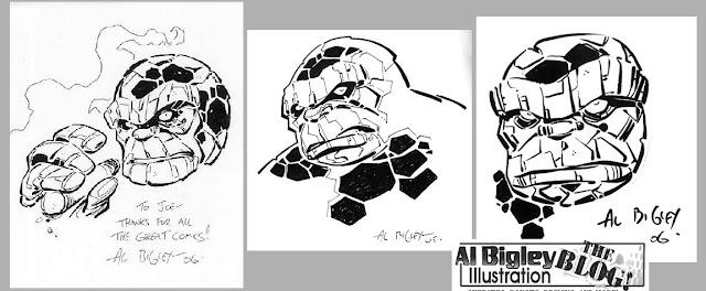 Al Bigley Illustration-The Blog!: A Tale of Three Things ...