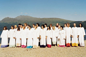 Advocate video: What it's like to sew the robes for the Polyphonic Spree