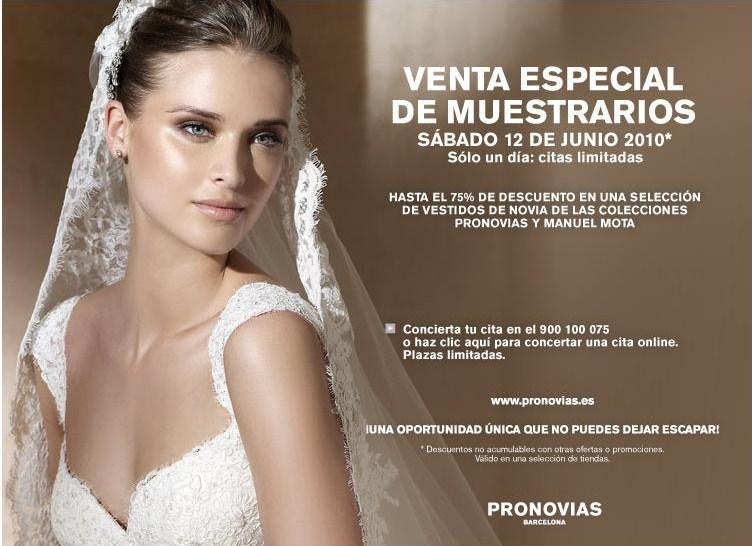 104ae48b7 Y si conoceis a alguien que le pueda interesar. Que me gustan a mi los  vestidos de novia!!!  P