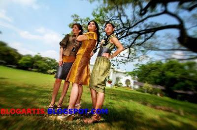 Foto Anissa Pohan, Carissa Puteri and Ratna Galih by Judhy Prasetyo