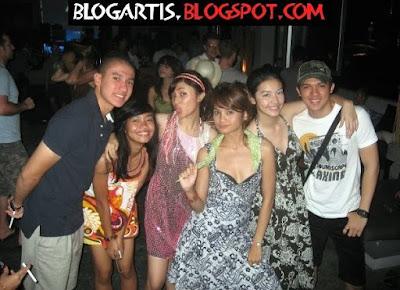 Foto Marshanda, Acha Septriasa, Velove Vexia and Irwansyah