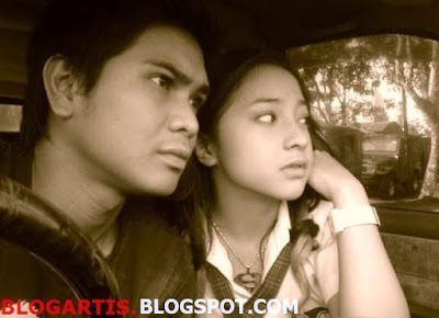 Foto Nikita Willy and boyfriend