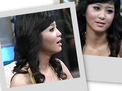 Wallpaper Babes: Bunga Zaenal
