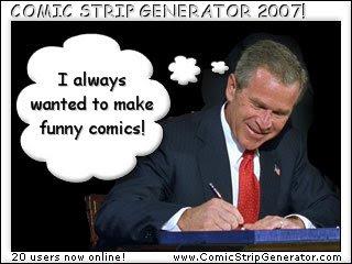 Comic Strip Generator