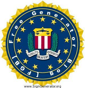 FBI Seal Generator