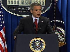 President Bush's Answer Generator