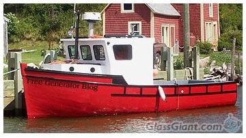 Boat Name Generator