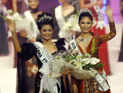 Putri Indonesia 2007 Putri Raemawasti