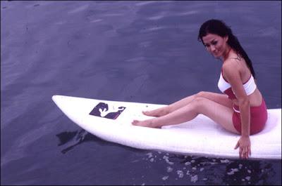 Swimsuit Babe Lyra Virna