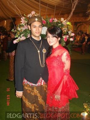 Revalina S Temat and Panji Bambang Trihatmodjo