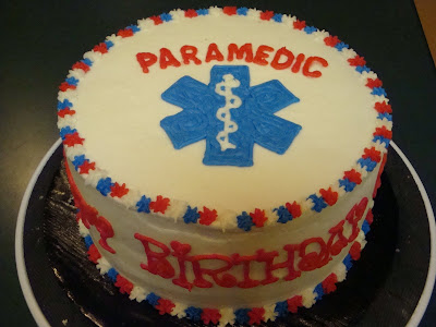 Have Your Cake And Eat It Too Paramedic