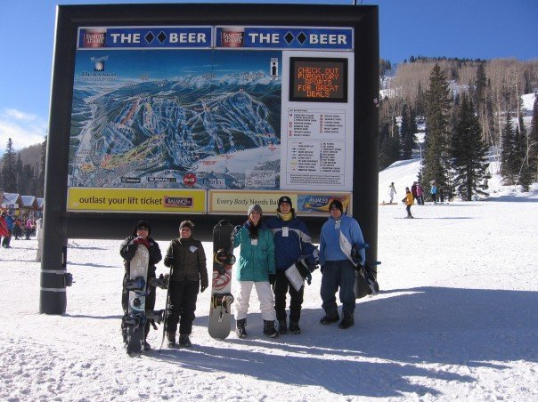 Estrada Family Snowboarding Jan-2007