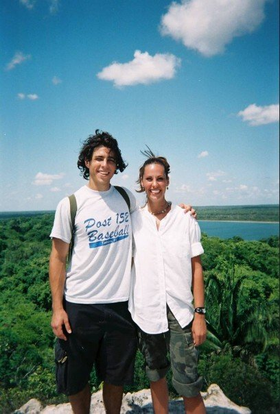 Belize missions Trip. Jun-2004 Our first date...