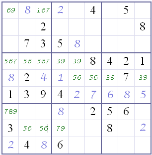 A Day in the Life: Solving a Difficult Sudoku: The