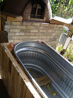 Wood Fired Stock Tank Heater All About Heater In Your House
