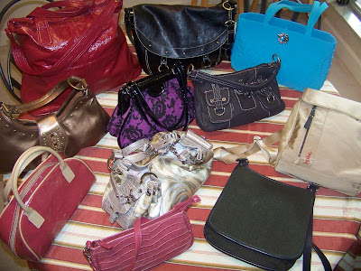 Arcadia Handbags on Lucky Girl Seeks Lovely Stuff  Handbags For Sale   Coach  Kathy Van