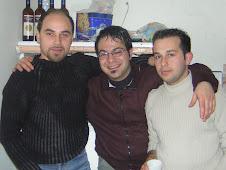Benny, KF, Gio
