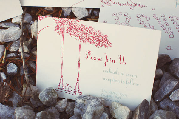 Wedding Invitation Thoughts: Shuey's Thoughts: Invitation Inspired